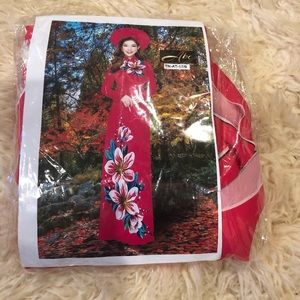 Other - Vietnamese traditional dress ao dai fabric